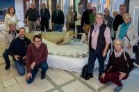 Besichtigung des AWI in Bremerhaven, Nov. 16