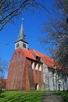 Stotel, Kirche