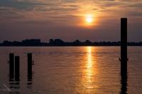 35 Abend an der Weser